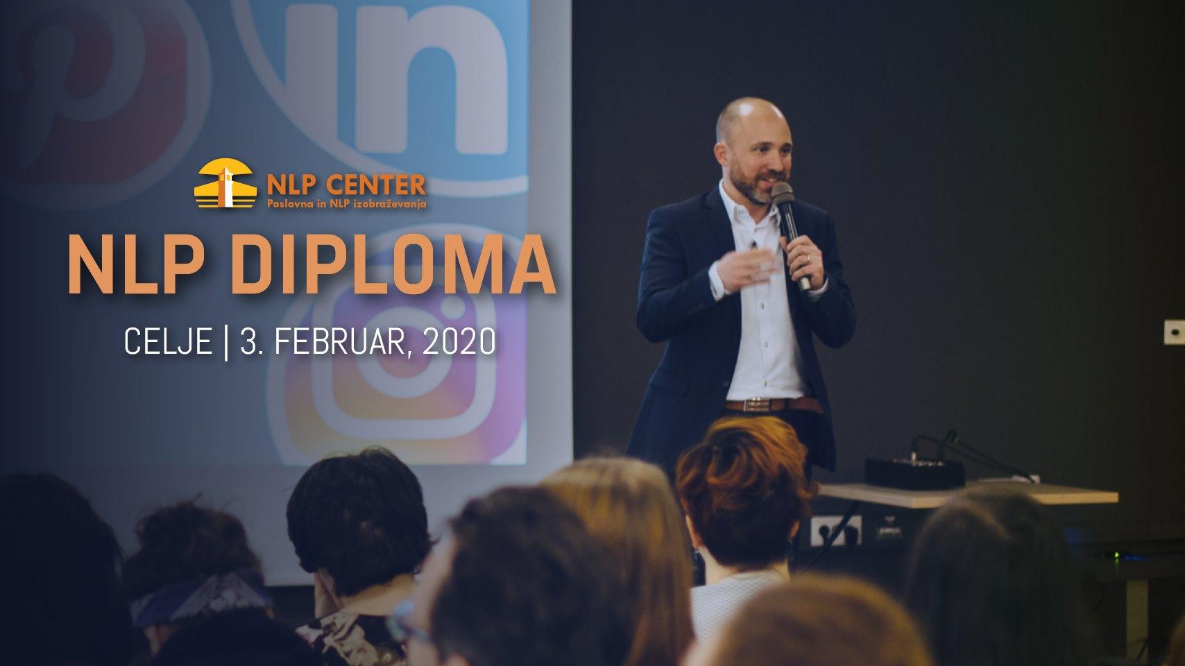 NLP Diploma - Celje