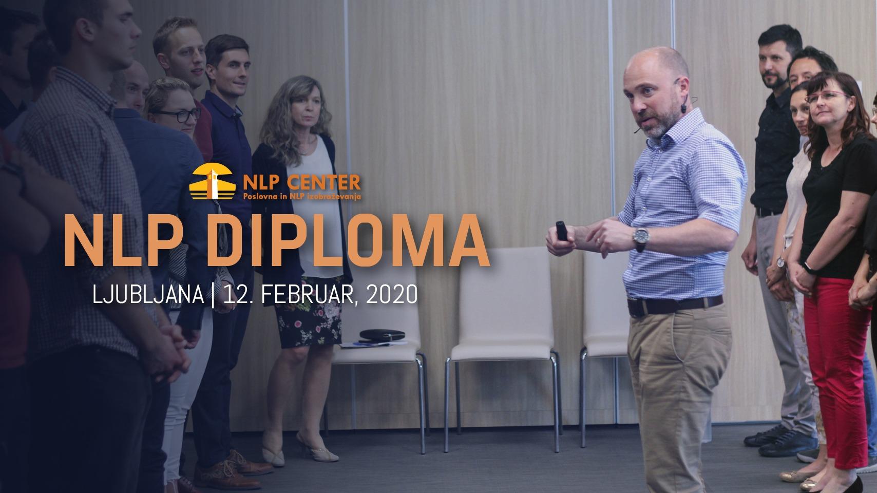 NLP Diploma - Ljubljana
