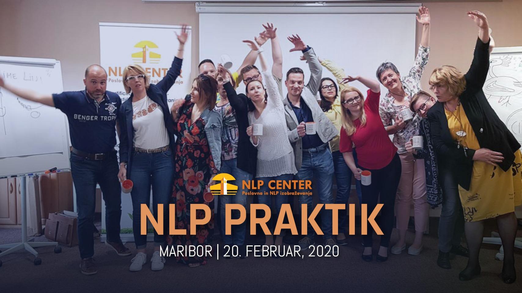 NLP Praktik - Maribor