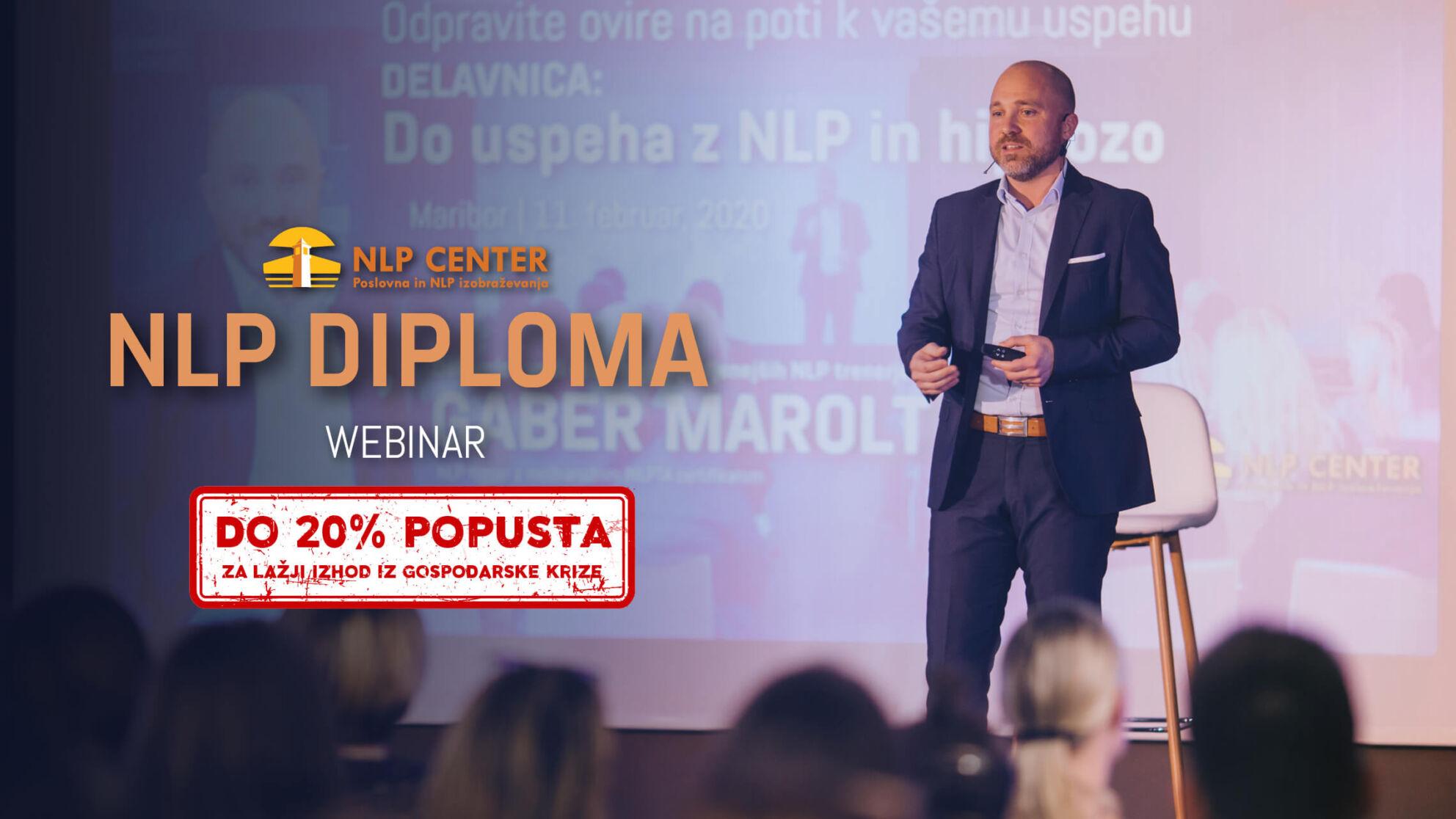 NLP Diploma Online