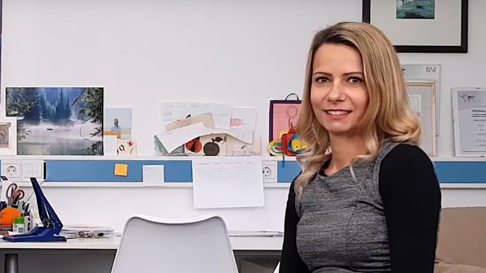 Maja Novak - intervju za NLP center