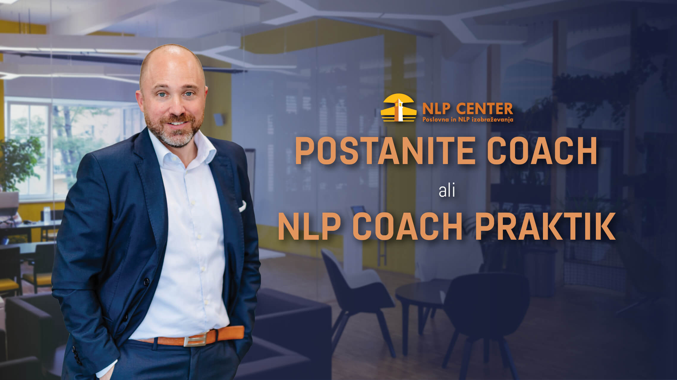 Postanite NLP coach