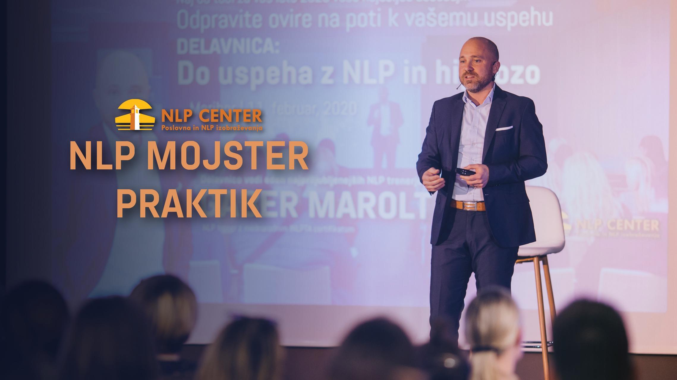 NLP Mojster Praktik - Maribor